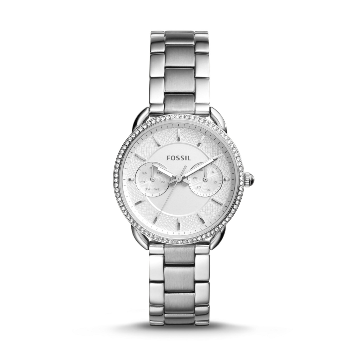 Tailor Multifunction Stainless Steel Watch