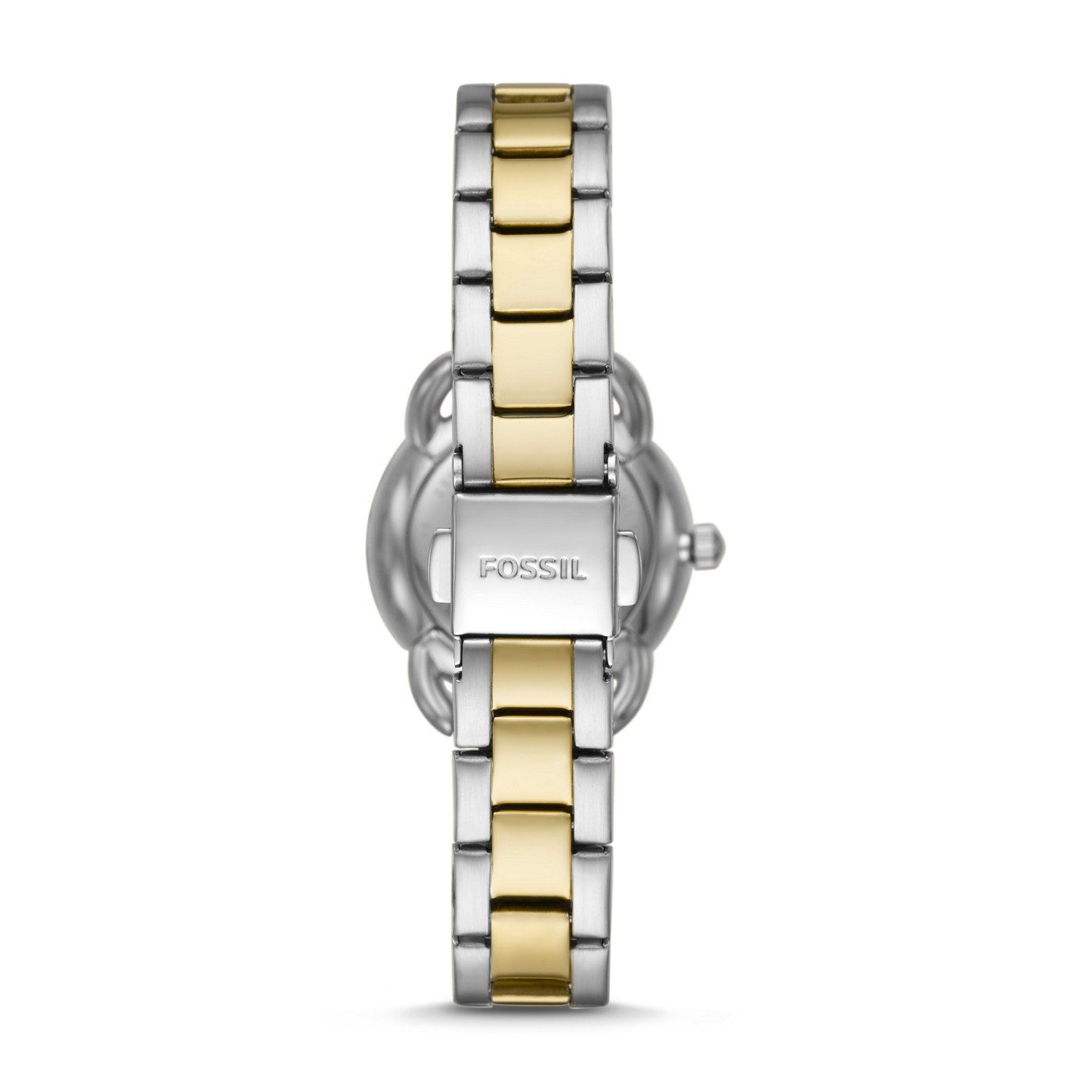 Tailor Mini Three-Hand Two-Tone Stainless Steel Watch