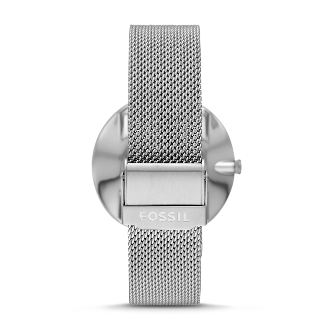 Essentialist Three-Hand Stainless Steel Watch