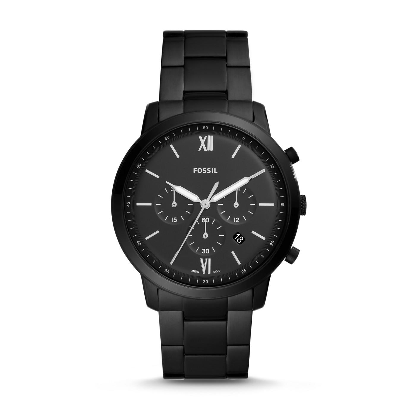 Neutra 系列不鏽鋼計時手錶