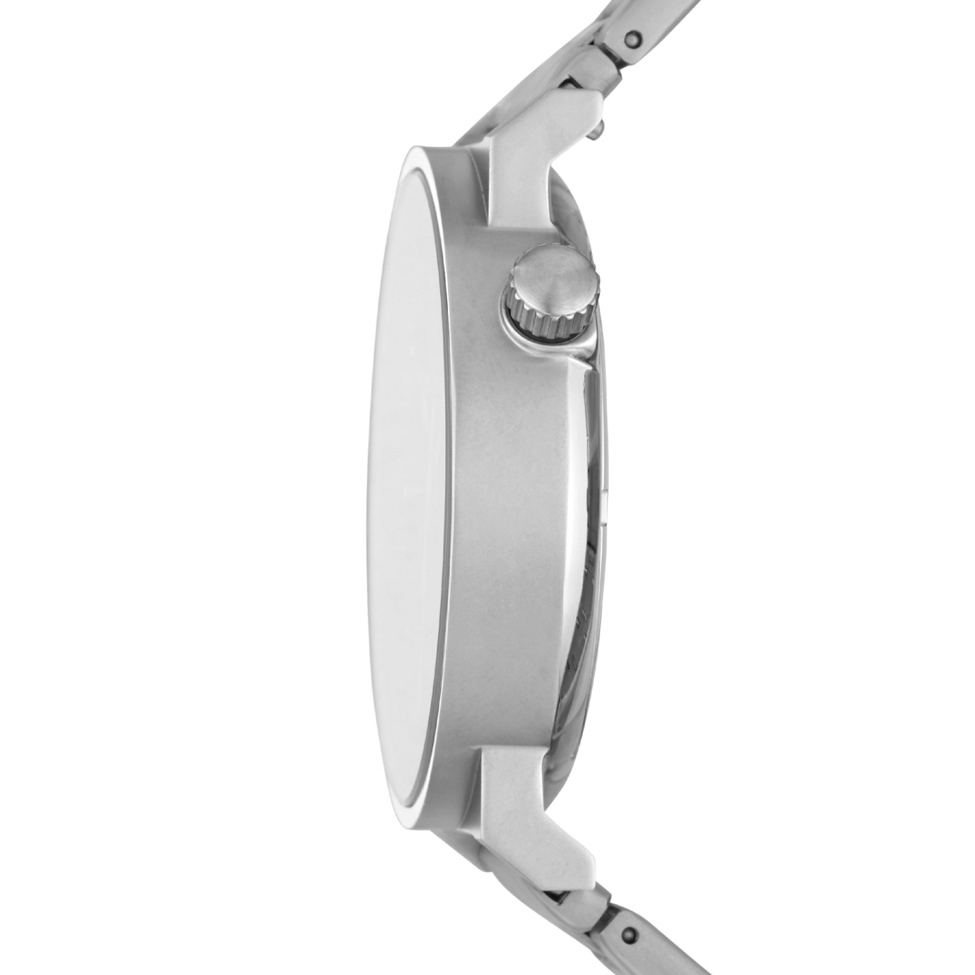 Barstow Three-Hand Stainless Steel Watch