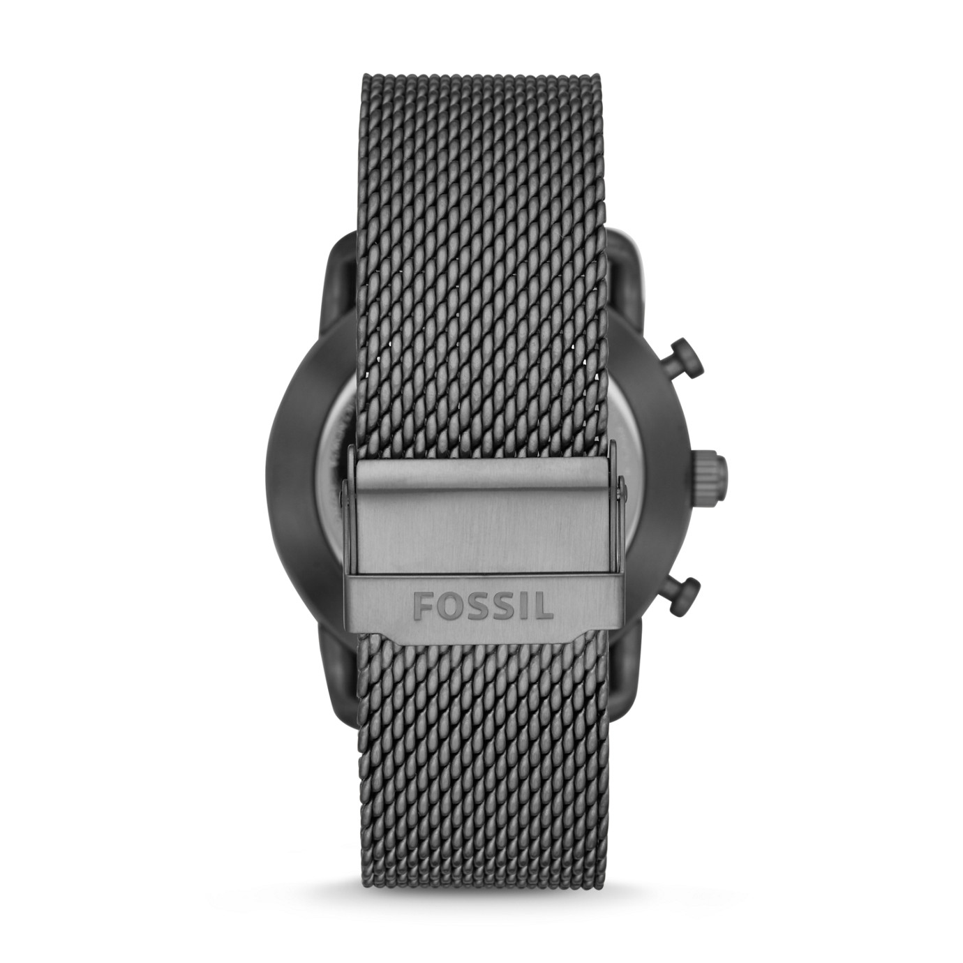 Hybrid Smartwatch - Q Commuter Smoke Stainless Steel