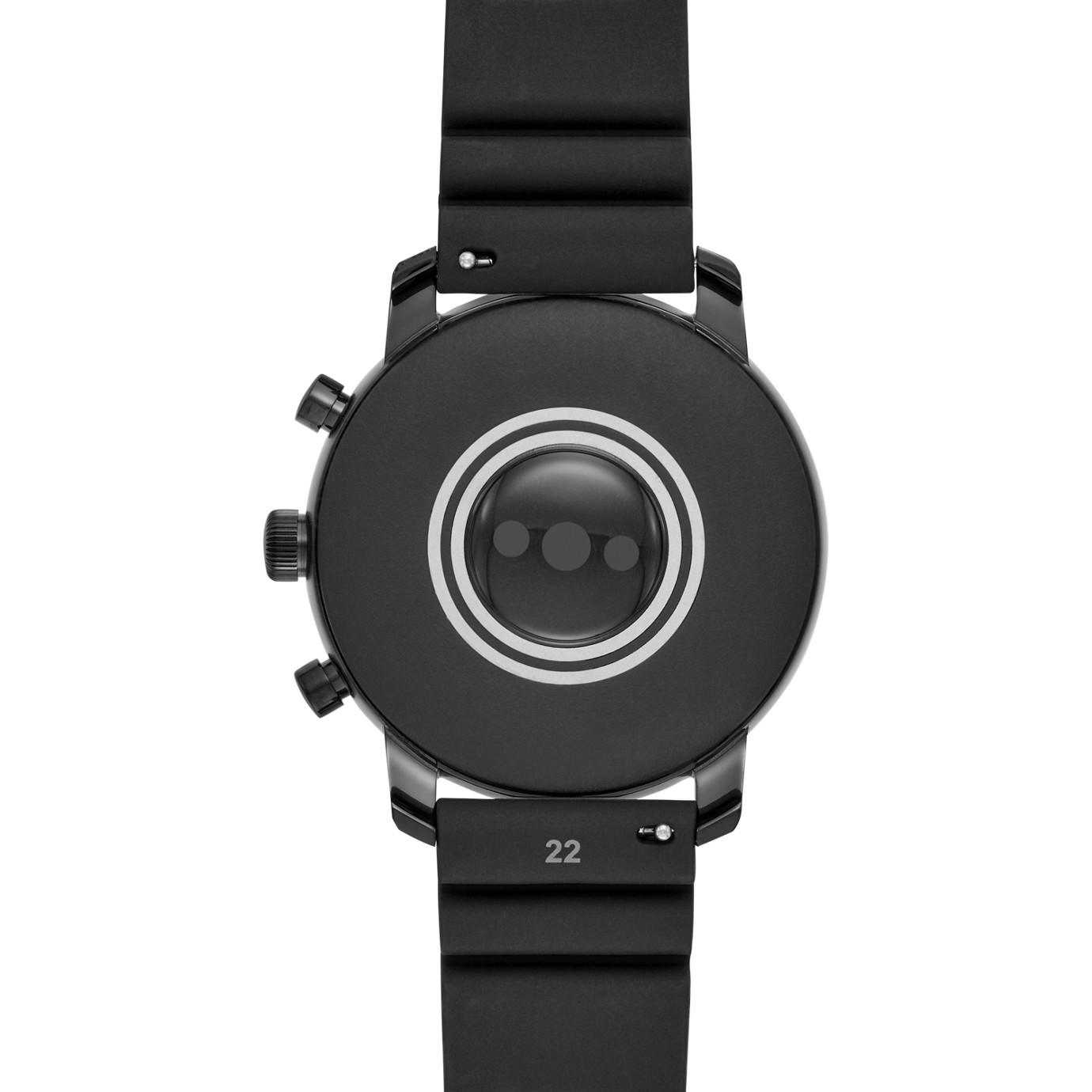 Gen 4 Smartwatch -  Explorist HR Black Silicone