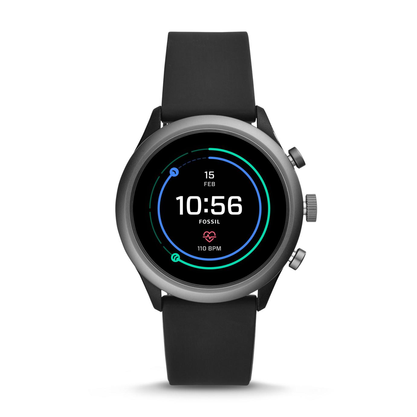 Gen 4 Sport Smartwatch -  Sport Smoke Silicone