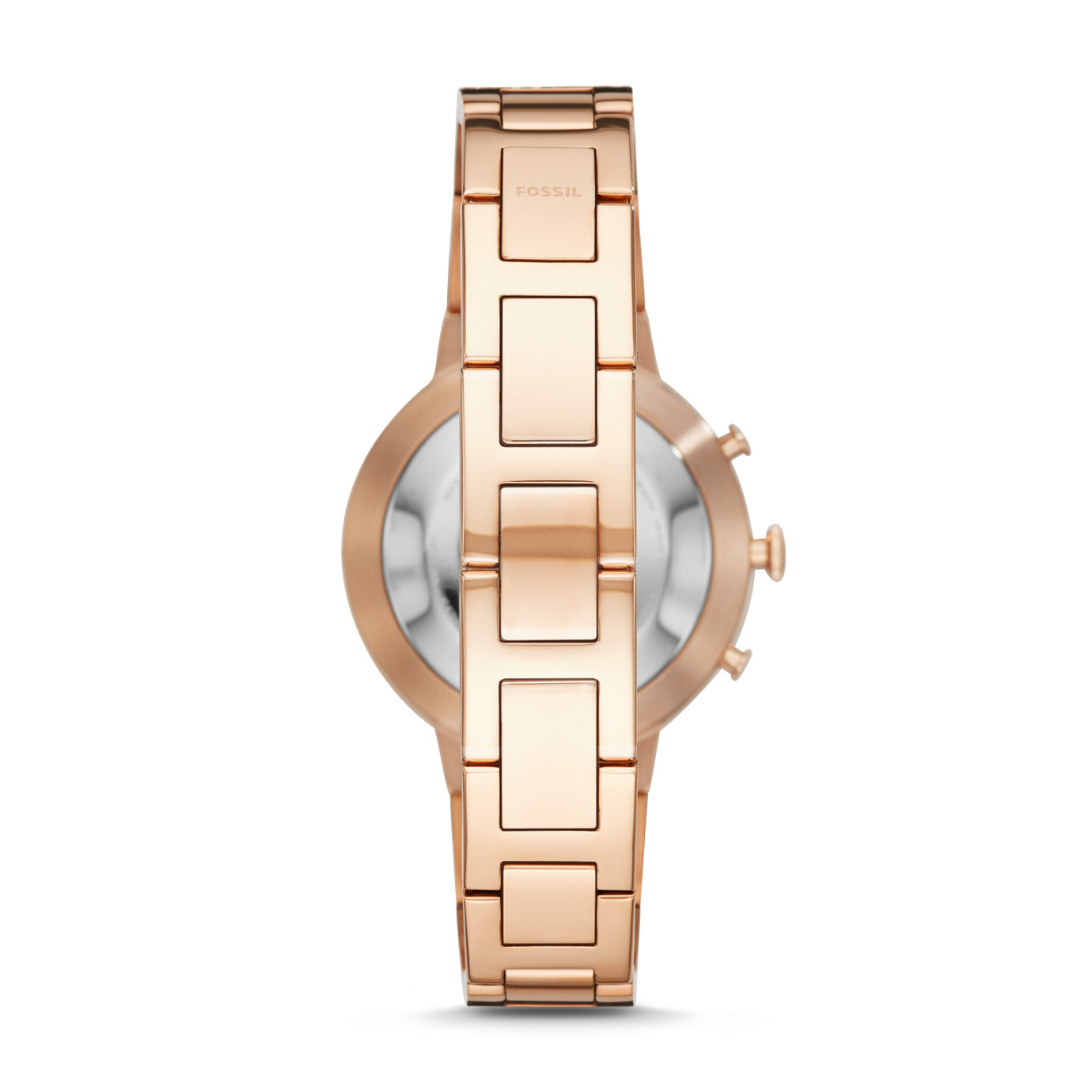 Hybrid Smartwatch - Virginia Rose Gold-Tone Stainless Steel