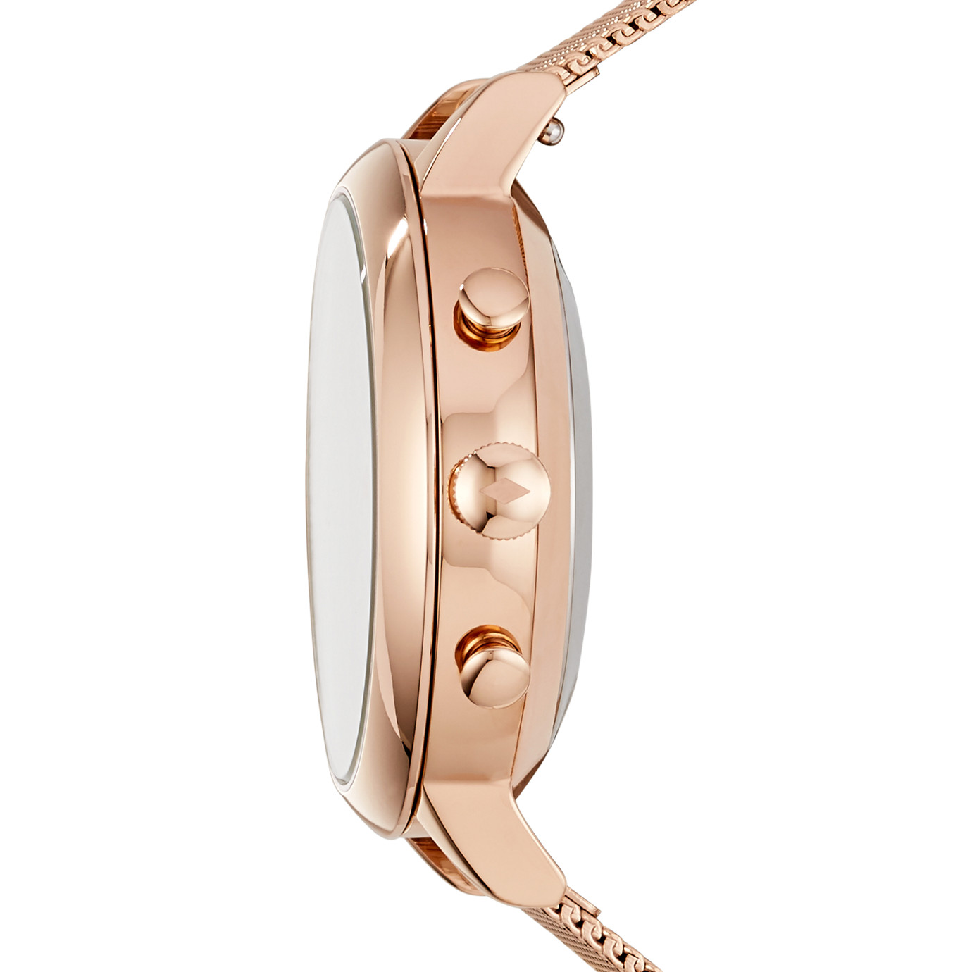 Hybrid Smartwatch - Jacqueline Rose Gold-Tone Stainless Steel