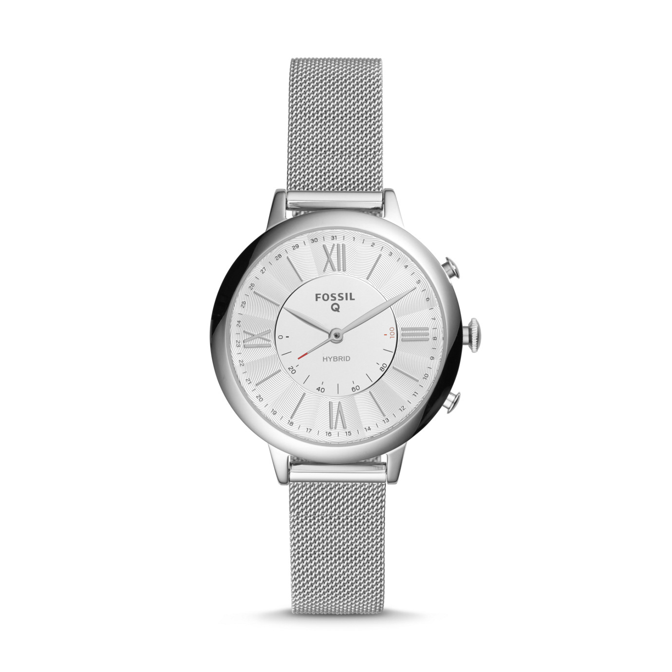 Hybrid Smartwatch - Jacqueline Stainless Steel
