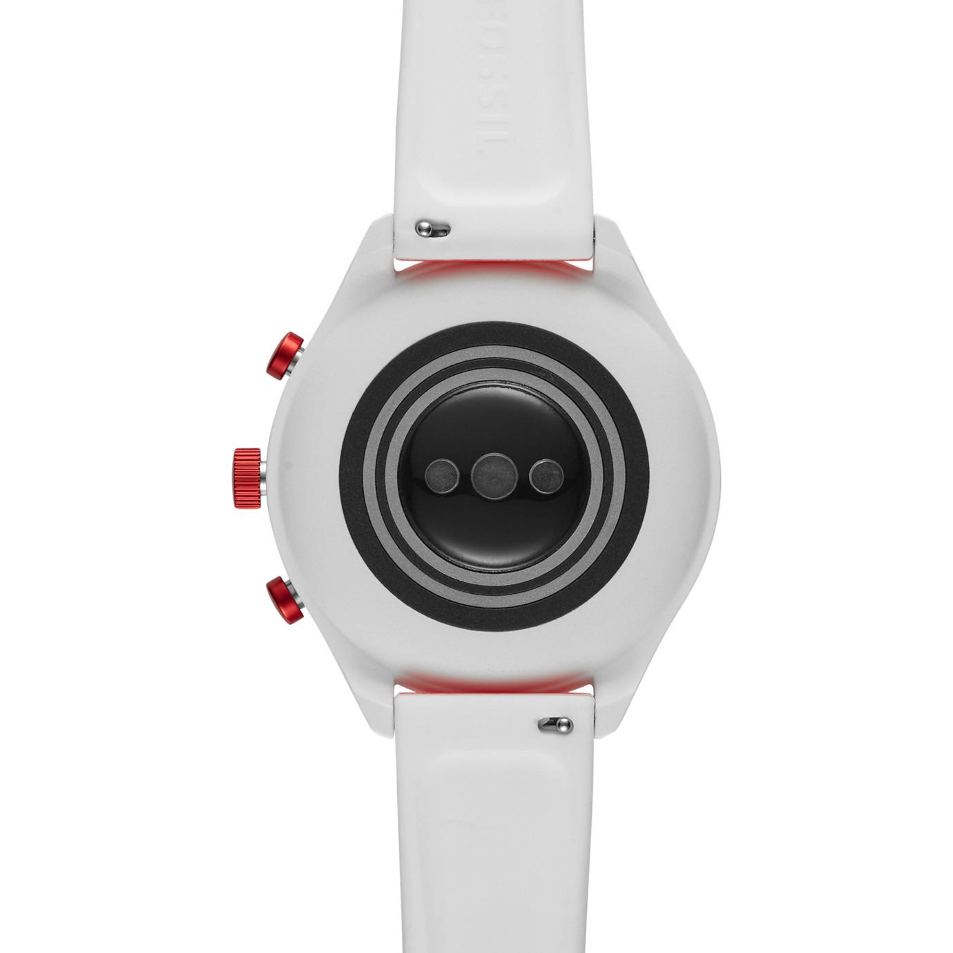 Gen 4 Sport Smartwatch -  Sport Metallic Red Silicone