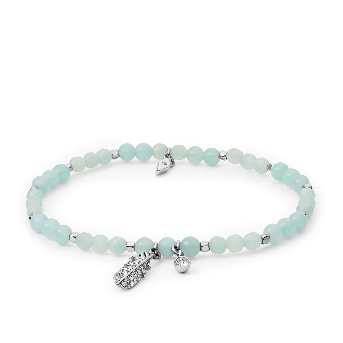 Wellness Blue Semi-Precious Bracelet