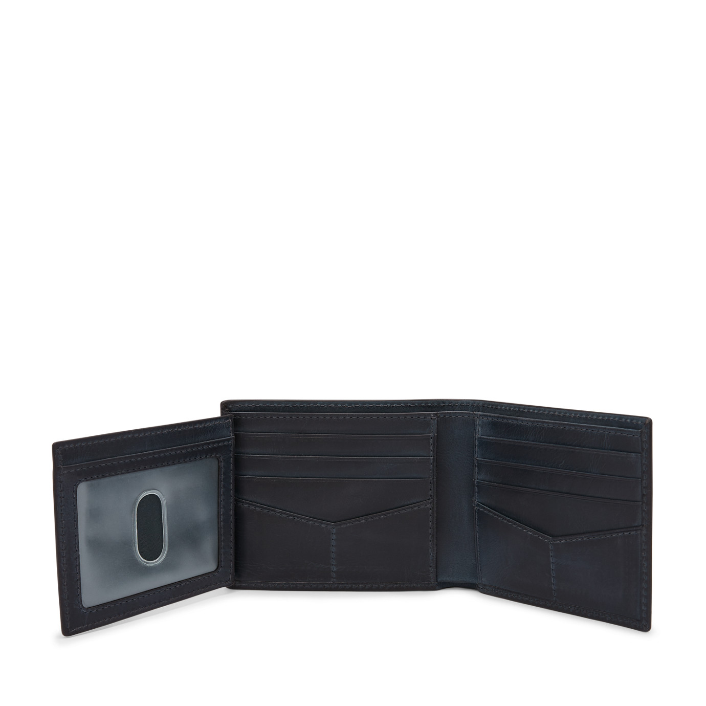 Derrick RFID Flip ID Bifold