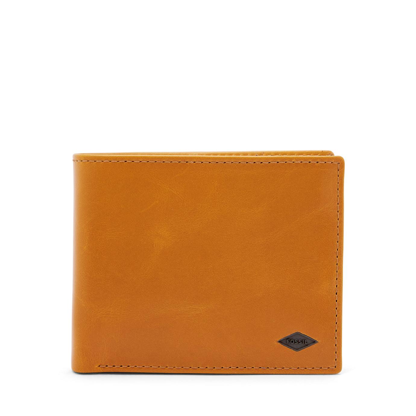 Ryan RFID Large Coin Pocket Bifold