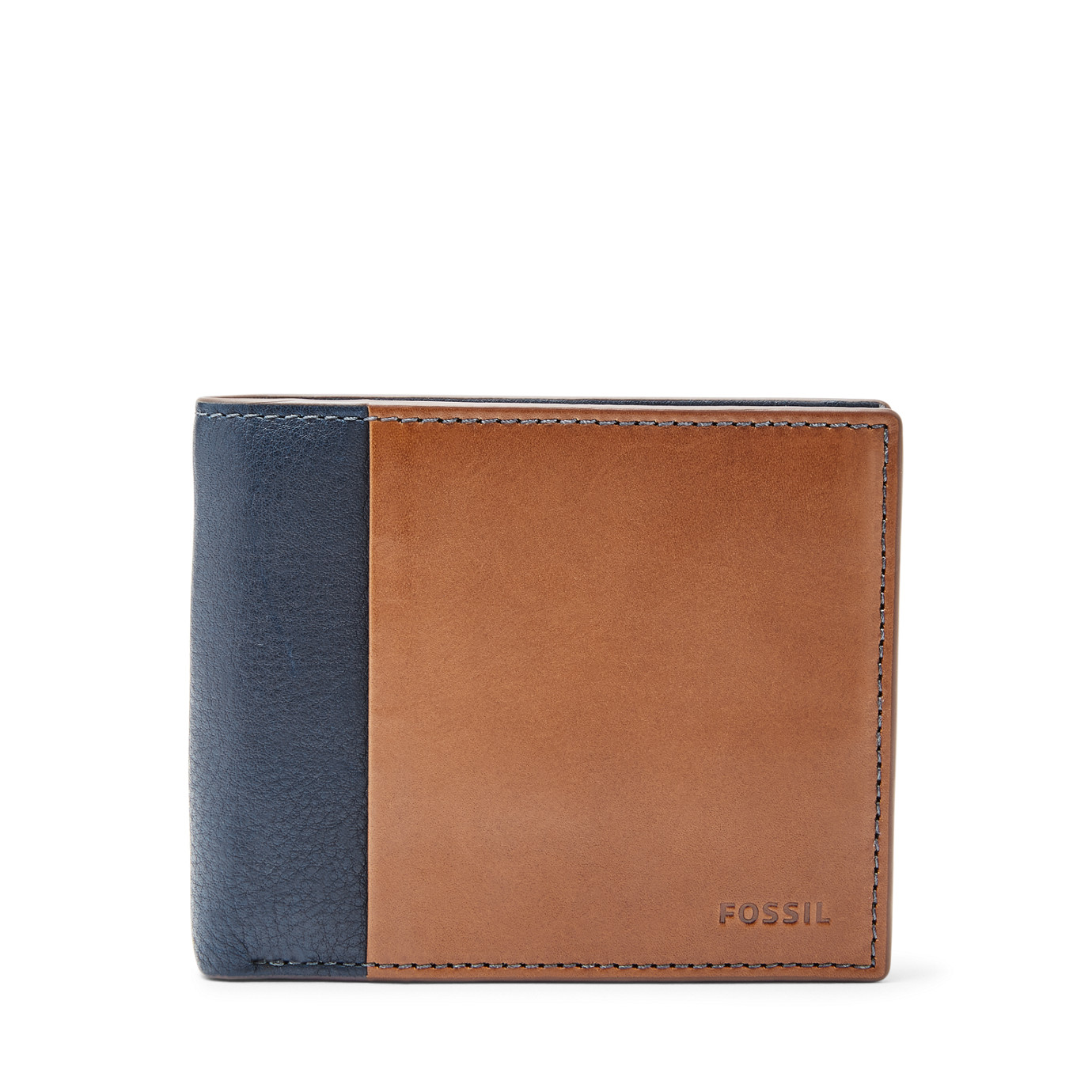 Ward RFID Large Coin Pocket Bifold