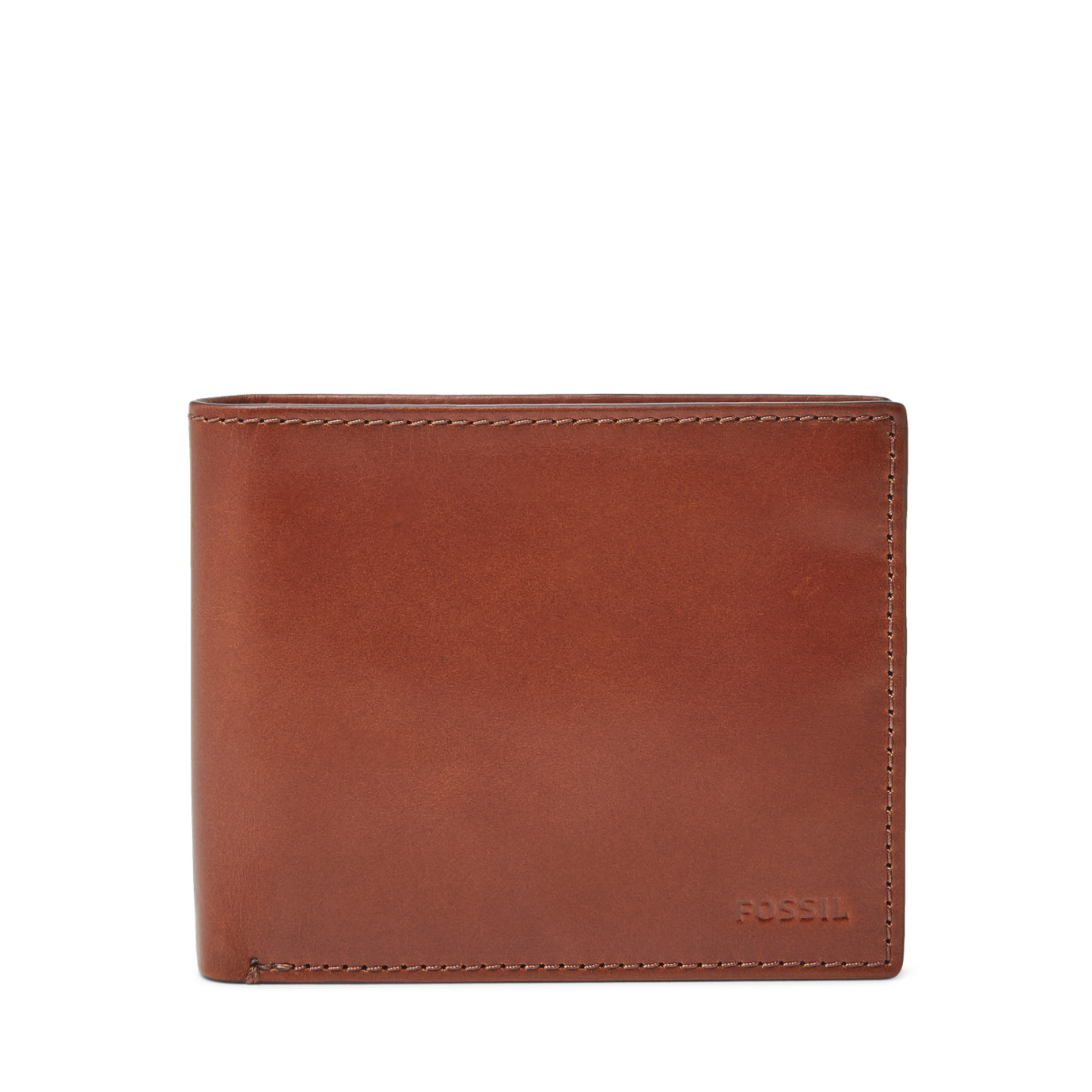 Hugh RFID Large Coin Pocket Bifold