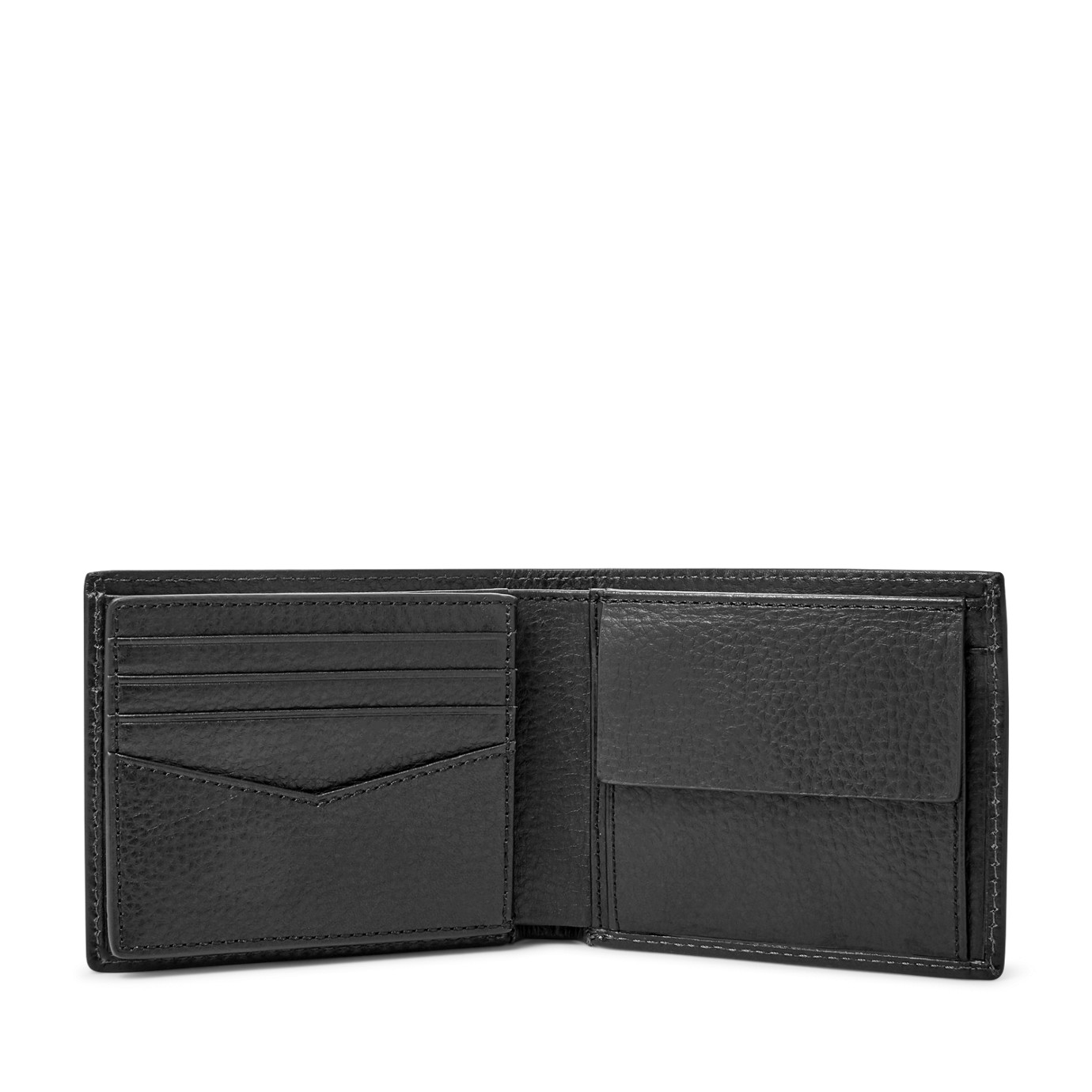 Richard RFID Large Coin Pocket Bifold