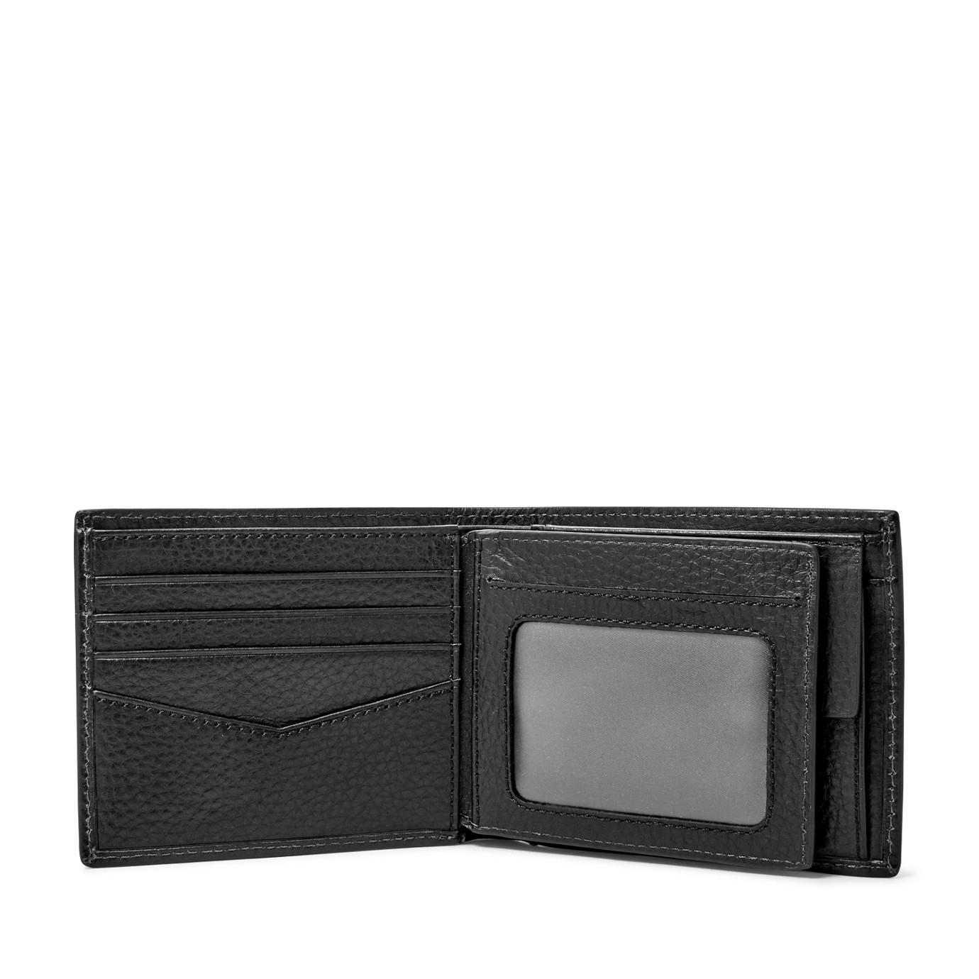 Richard RFID Large Coin Pocket Bifold