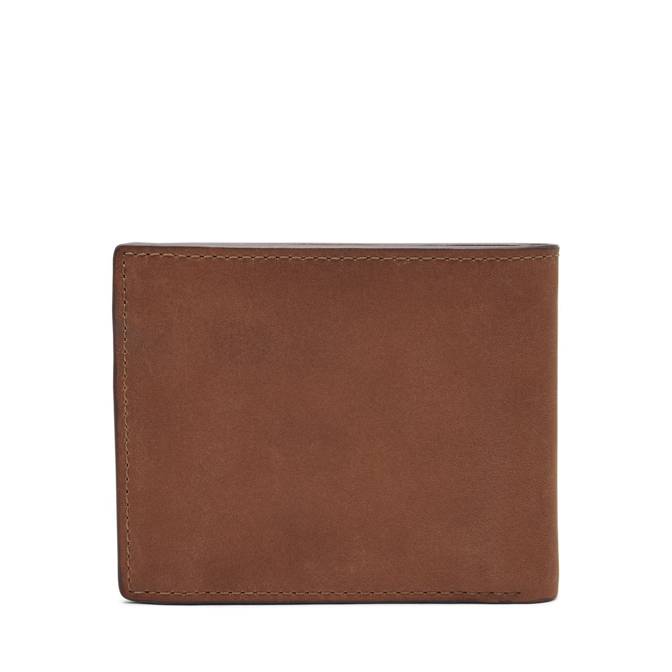 Hans Large Coin Pocket Bifold