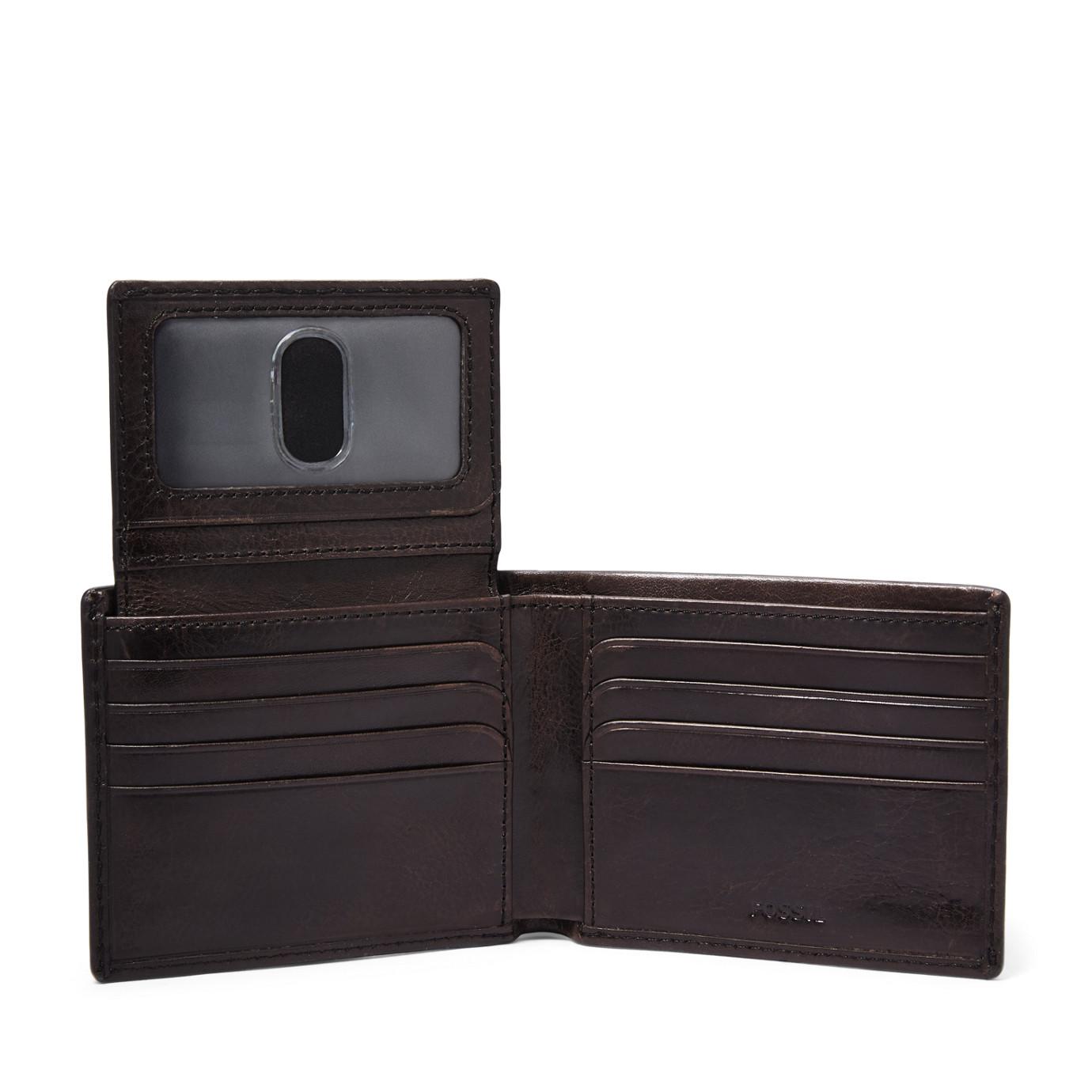 Beck Sliding 2-In-1 Wallet