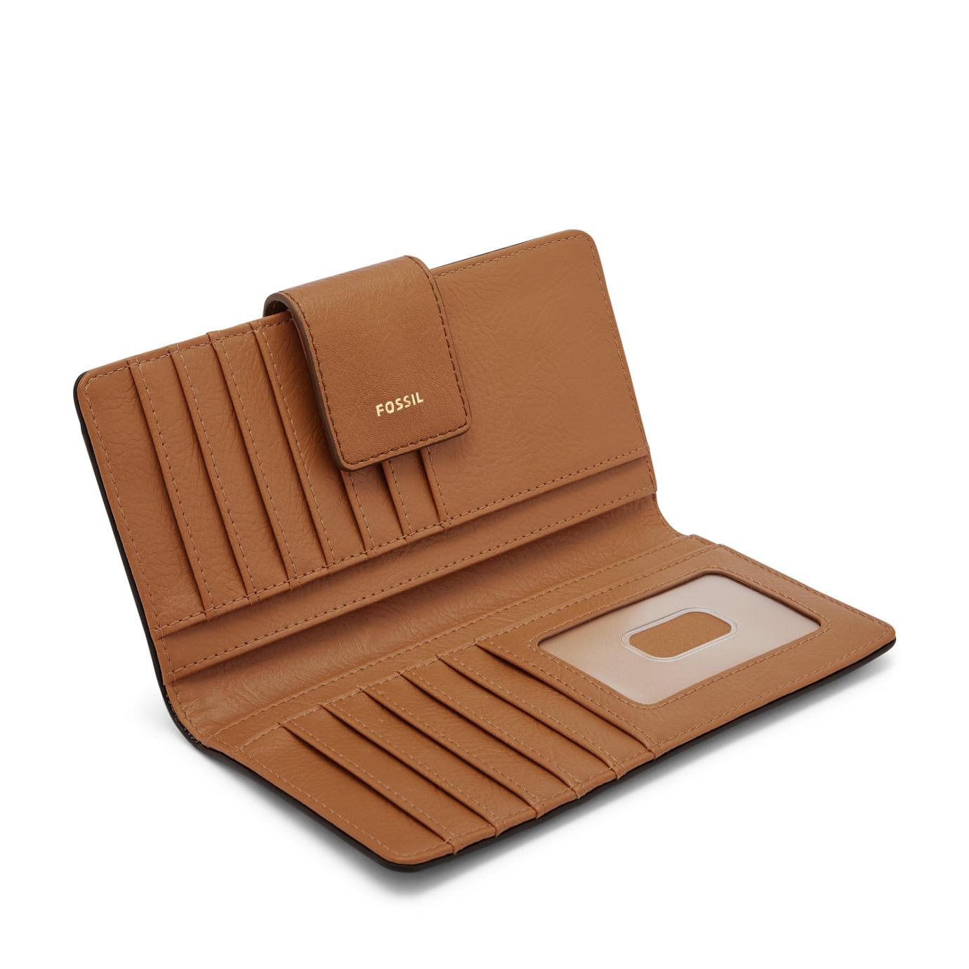 Logan RFID Tab Clutch