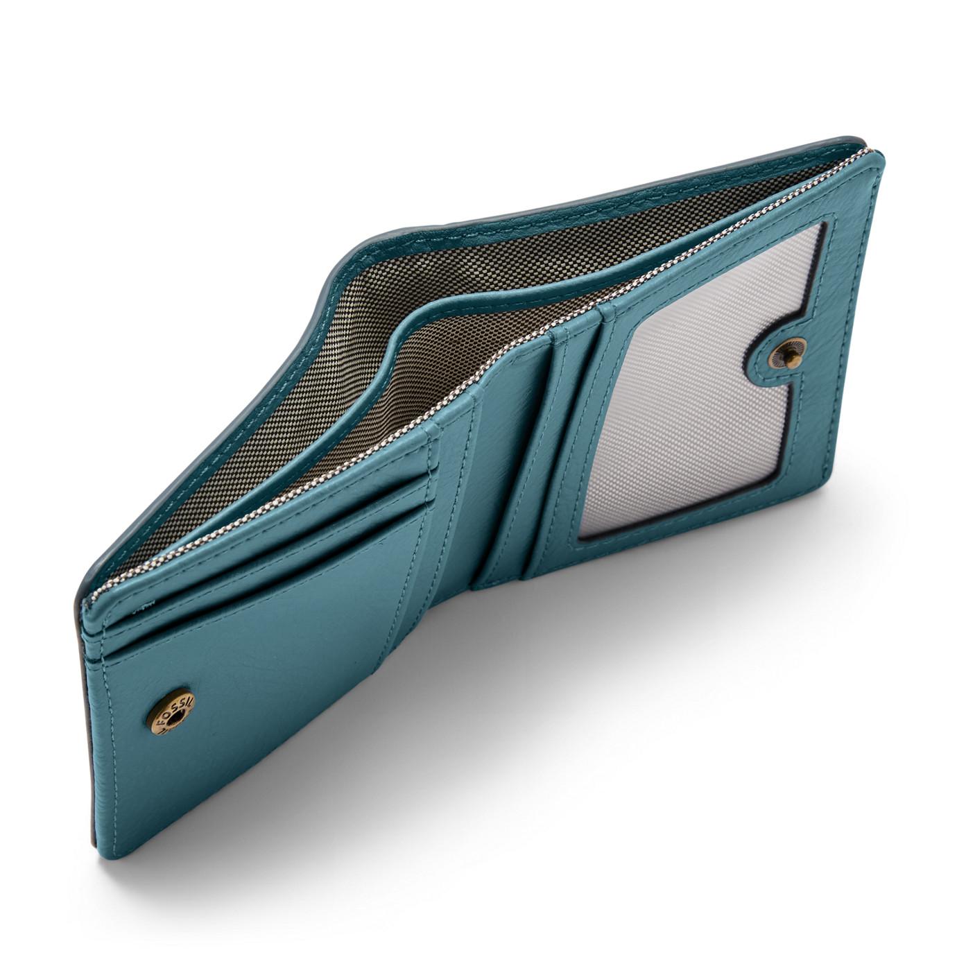 Logan Small RFID Bifold
